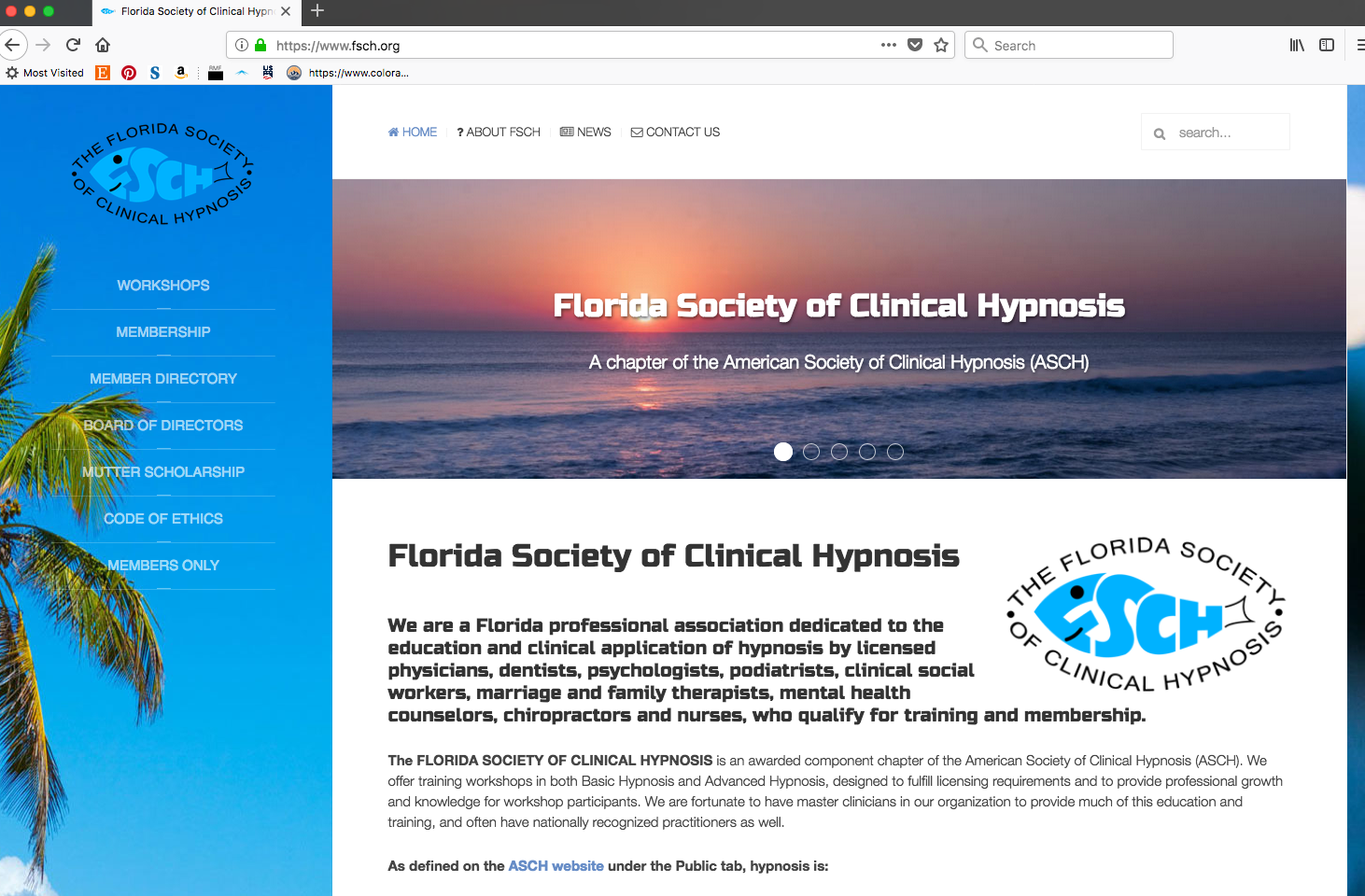 Florida Society of Clinical Hypnosis