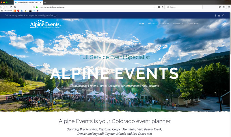 Alpine Events