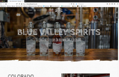 Blue Valley Spirits