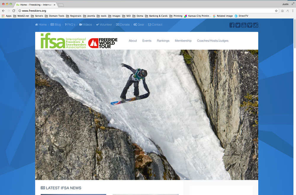 International Freeskiers Association (IFSA)